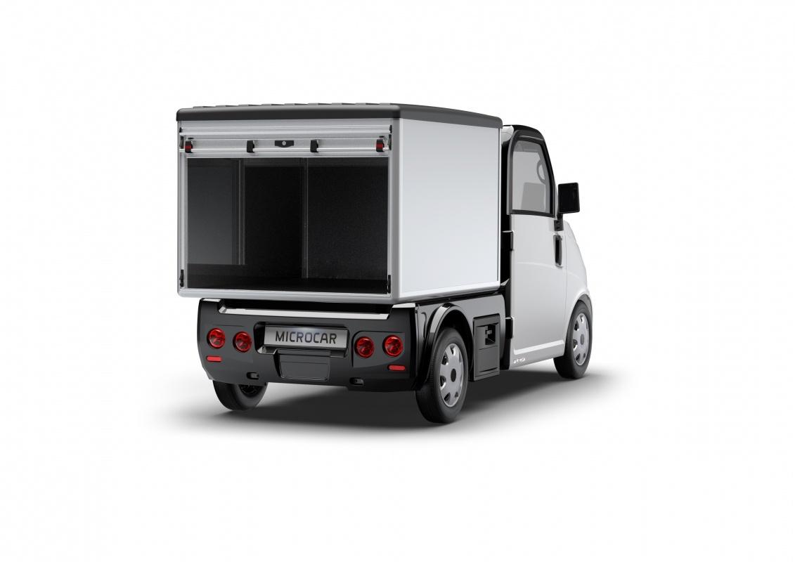 camion sans permis neuf microcar adh laval. Black Bedroom Furniture Sets. Home Design Ideas